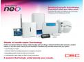 DSC NEO Hybrid Alarm System Standalone